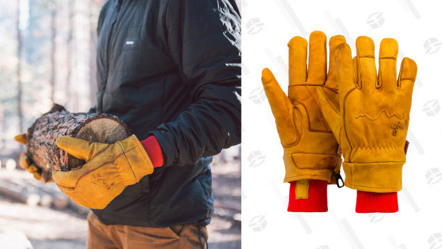 Give'r's Incredible 4 Season Gloves Are Down to Just $100