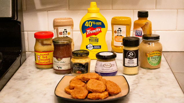 The 10 Mustards In My Fridge, Ranked