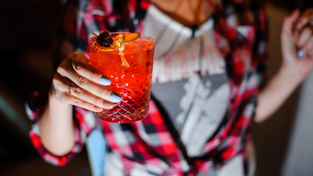 Garnish Your Cocktails With Booze-Soaked Dried Fruit